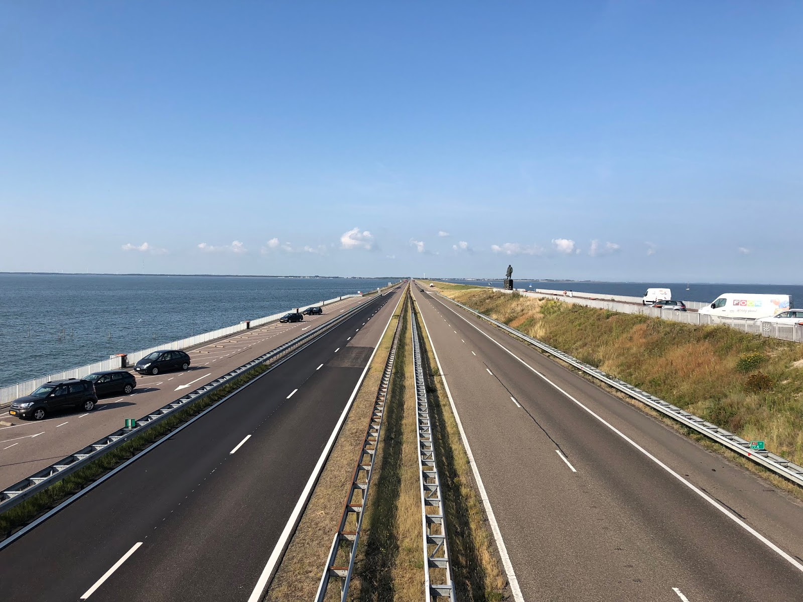 Afsluitdijk Noord-Holland