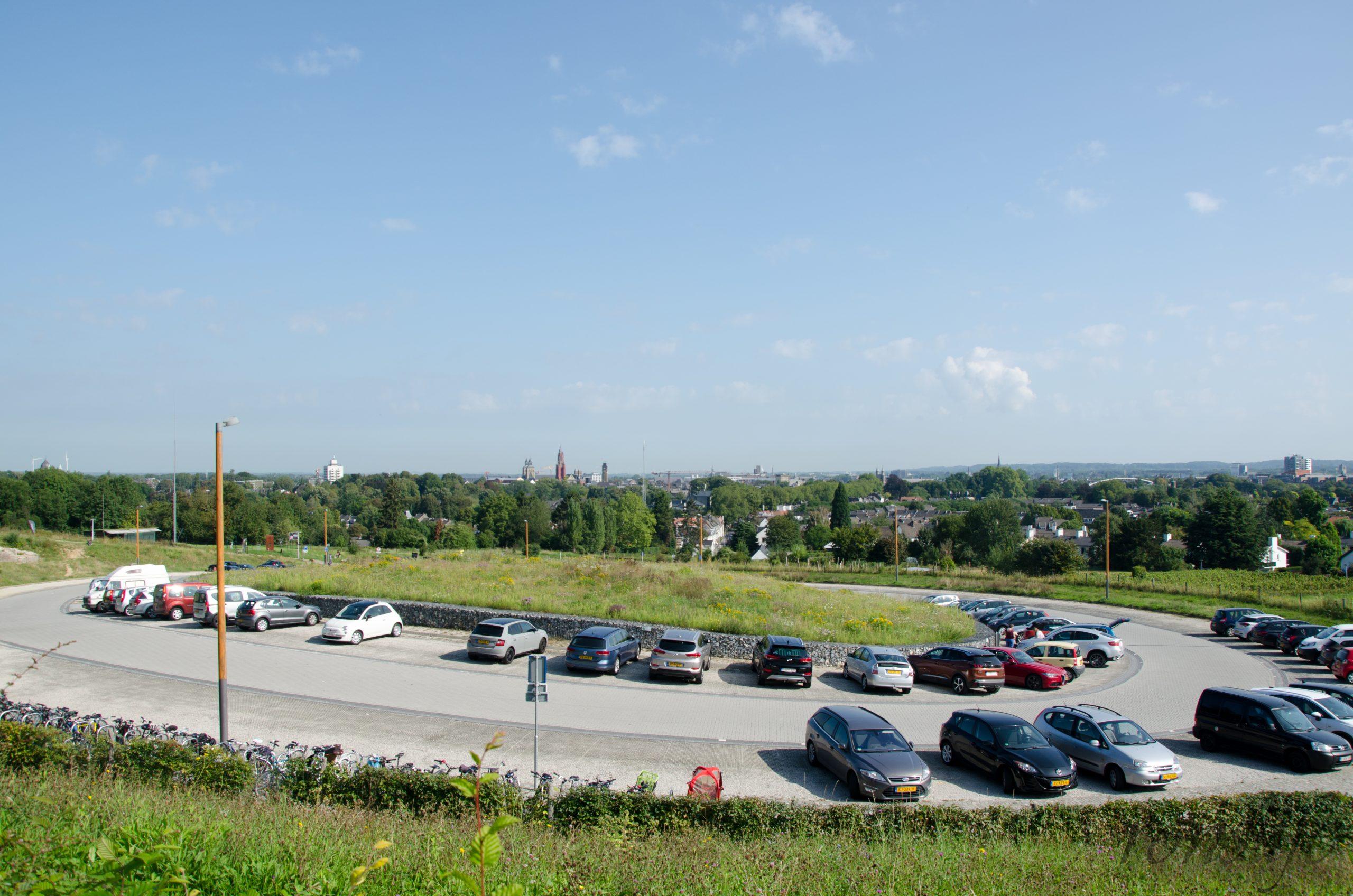 Uitzicht Sint Pieter Parking Maastricht